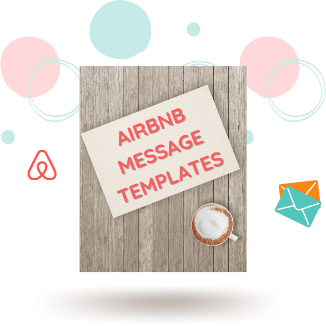 Airbnb message templates to schedule & send to guests